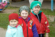 Restaurateur steunt zieke kinderen in Wit-Rusland