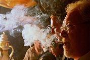 Tweede Kamer achter rookplan Klink