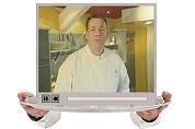 Kookvideo topkoks op website AH