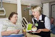 Roomservice in Groene Hart Ziekenhuis