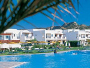 Griekse hotels buiten jongeren uit