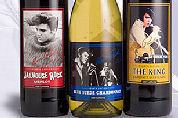 Elvis' wijn doet het goed