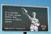Pizzaketen schrapt Hitler-reclame