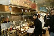 Toch halal en koosjer eten stadhuis Utrecht