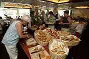 Ontbijtbuffet in hotels niet duurder