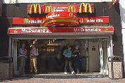 Gratis draadloos internet in McDonald's België