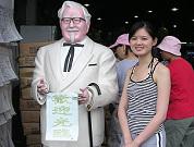Fastfood debuteert in Cambodja
