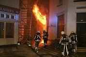 Hotelmedewerkster omgekomen bij brand