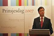 'Balkenende negeert ondernemers