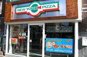 Expansiedrift New York Pizza