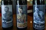 Hitlerwijn in beslag genomen