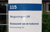 Universiteit opent Restaurant vd Toekomst