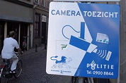 Cameratoezicht Leeuwarden blijft