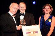 Gerrit Zalm ontvangt Veneca-Award