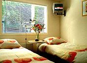Bed&breakfast-overnachting kost € 69