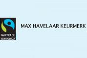 Koffiebonje om Max Havelaar-keurmerk
