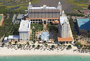 Vijfsterrenhotel Riu Palace Aruba open