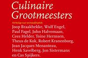 Nieuw boek over culinaire grootmeesters