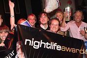Regen aan Nightlife Awards