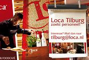 Derde Loca van Amstel in Tilburg