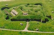 Kleinschalige horeca in Fort Pannerden
