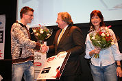 Jan-Arjen Plas wint MH Kennistest ondanks autopech