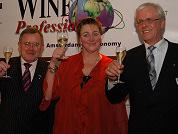 Diamond Award voor kaasmeisje, topslager en uitvinder
