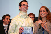 MH Kennistest: Greijmans wint stageplaats in VS