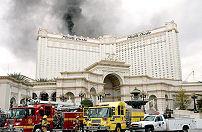 Grote hotelbrand Las Vegas
