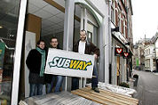 Subway opent in Deventer