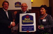 Best Western reikt awards uit