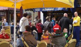 IJssalon a Domani deelt 3000 gratis ijsjes uit