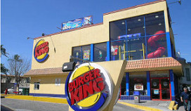 Burger King opent op Cuaçao
