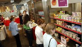 Catering verwacht 3 to 4 % omzetgroei in 2008