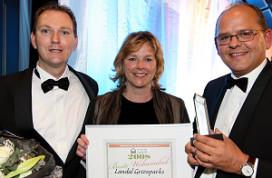 Landal pakt derde Thuiswinkel Award op rij