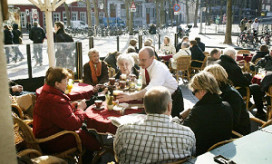 Maastricht duurste met terrasexploitatie