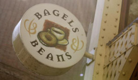 Bagels & Beans in chique Haags Statenkwartier