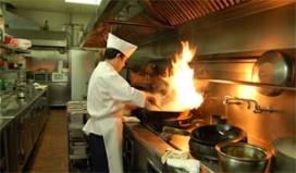 Opleiding Chinese kok gestopt