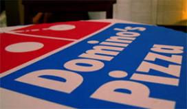 Omzet Domino's Pizza fors omhoog