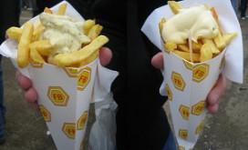 Onderzoek naar prijs Belgisch frites