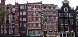 Gastenrecord Amsterdamse hotels