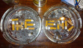 Stichting opgericht tegen rookverbod