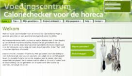 Online caloriechecker voor horeca