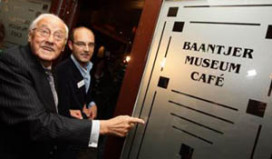 Baantjermuseum in café Heffer open