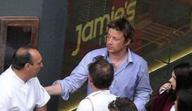 Eerste Jamie's Italian geopend