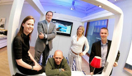 Qbic publiekswinnaar Dutch Hotel Award