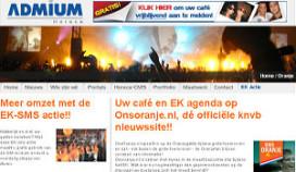 EK-activiteiten horeca verzameld op website KNVB