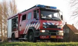 Forse schade door brand bij restaurant in Ede