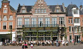 Haarlems café Brinkmann met sluiting bedreigd
