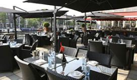 Nieuw terras voor Amstel hotel